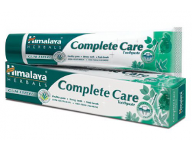3 x Himalaya Herbal Complete Care Natural Toothpaste Sensitive Teeth