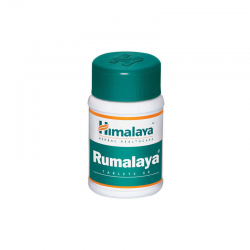Himalaya Herbal Rumalaya Tablet for Rheumatic Rheumatoid Osteoarthritis Arthritis