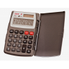 Digital Lcd Calculator 10 Digit Pocket Size Desktop Desk Handheld Dual Solar Powered
