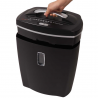 Heavy Duty Cross Cut Paper Shredder 8 Sheet Debit / Credit Card 21L Bin