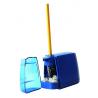 Electric Pencil Sharpener Battery Operated Desktop Auto Start