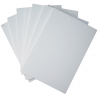 White A1 Foam Board, Foamex 5mm, 10 Packs