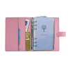 Collins Paris Personal Organiser Week to View 2017 Diary - Pink PR2850