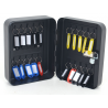 Combination Key Storage Cabinet Wall Mounted Lockable - 20 Tags