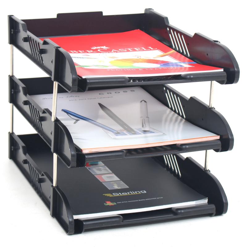 Office Desk Filing, Letter Trays, Paper Organiser