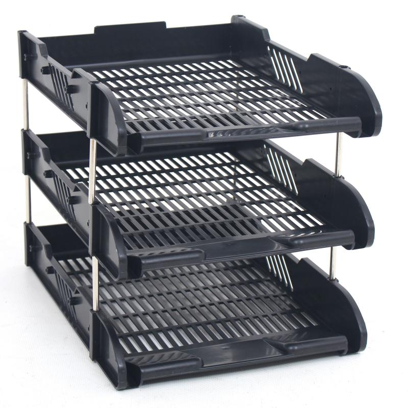 Superb Office Desk Filing Letter Trays Paper Organiser Abn Finest Download Free Architecture Designs Oxytwazosbritishbridgeorg
