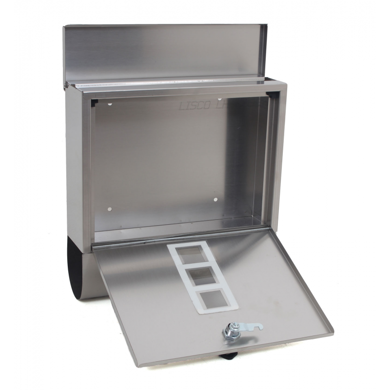 External Letterbox Stainless Steel Residential Postbox For
