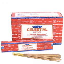 Satya Sai Baba Celestial Incense Sticks 180g - Box of 12