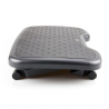 Office Under Desk Foot Rest Height Adjustable Ergonomic Footrest Computer Angled Leg Rest F6035