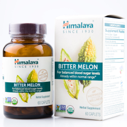 Himalaya Herbal Bitter Melon Organic 60 Caplets