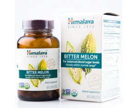 Himalaya Herbal Bitter Melon Karela Organic 60 Caplets