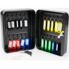 Key Cabinet Safe Box Storage for Home & Office with 20 Hooks