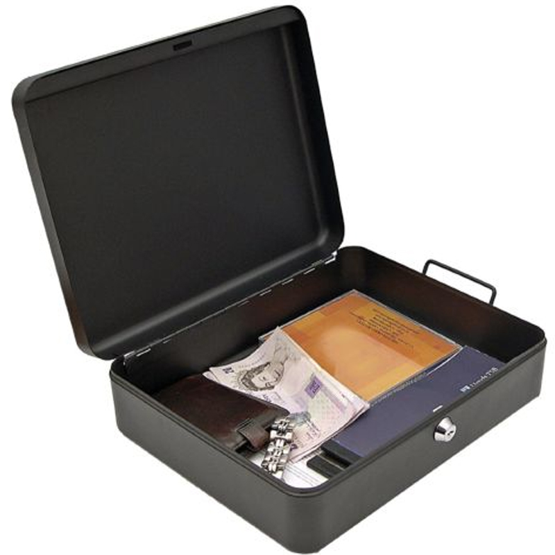 A4 Security Box A4 Security Document Storage Box With